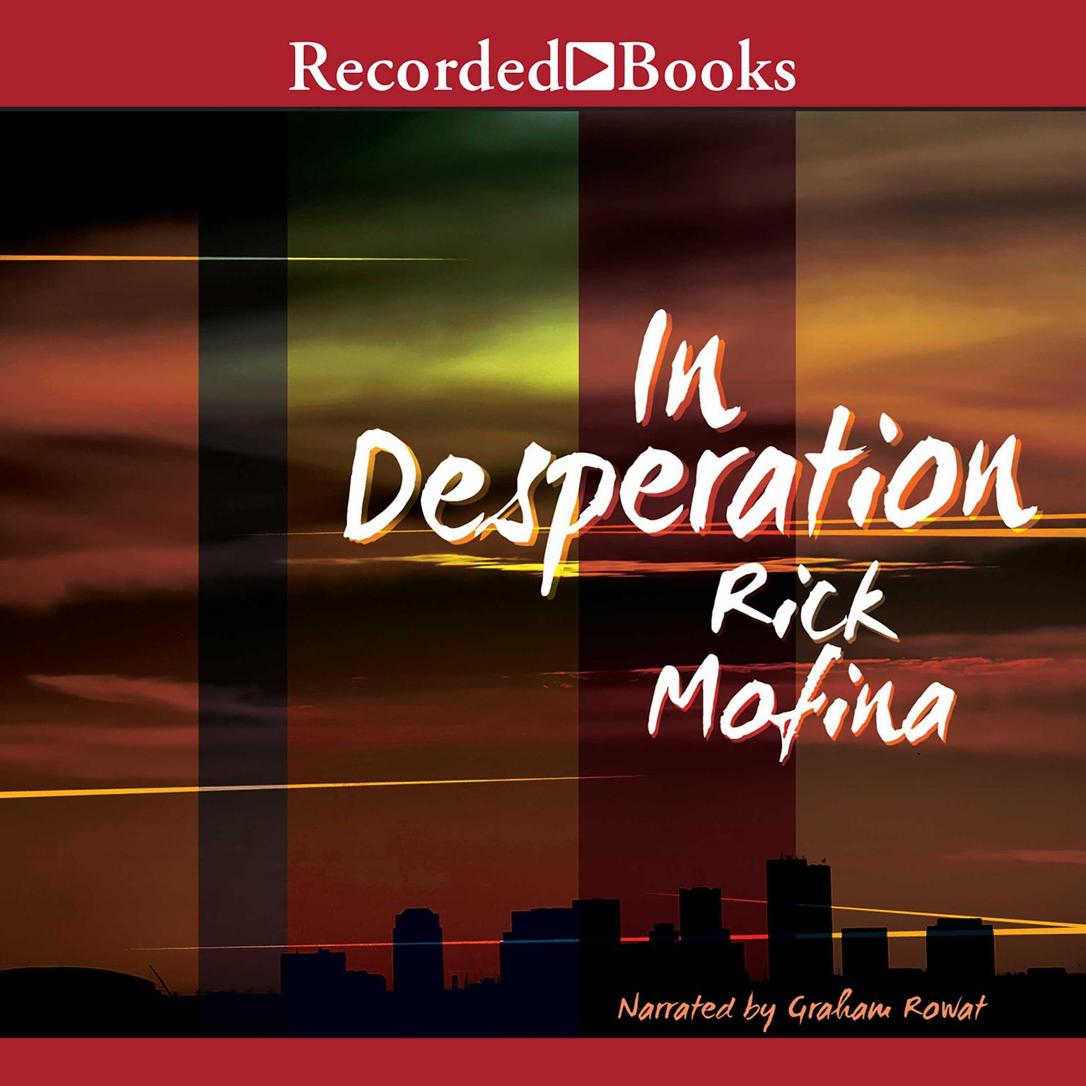 Printable In Desperation Audiobook Cover Art