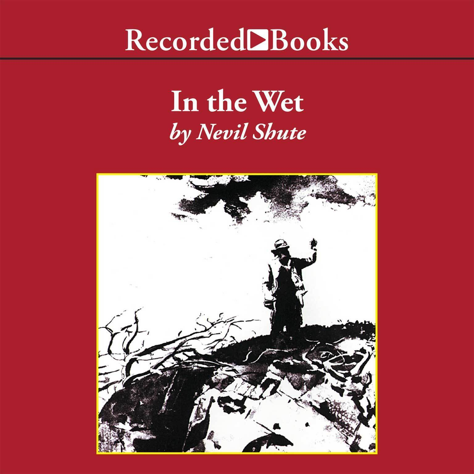 Printable In the Wet Audiobook Cover Art