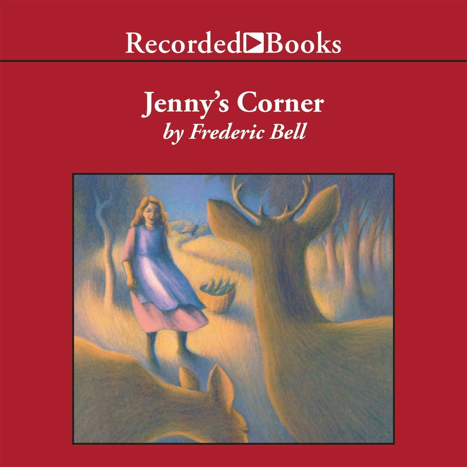 Printable Jenny's Corner Audiobook Cover Art