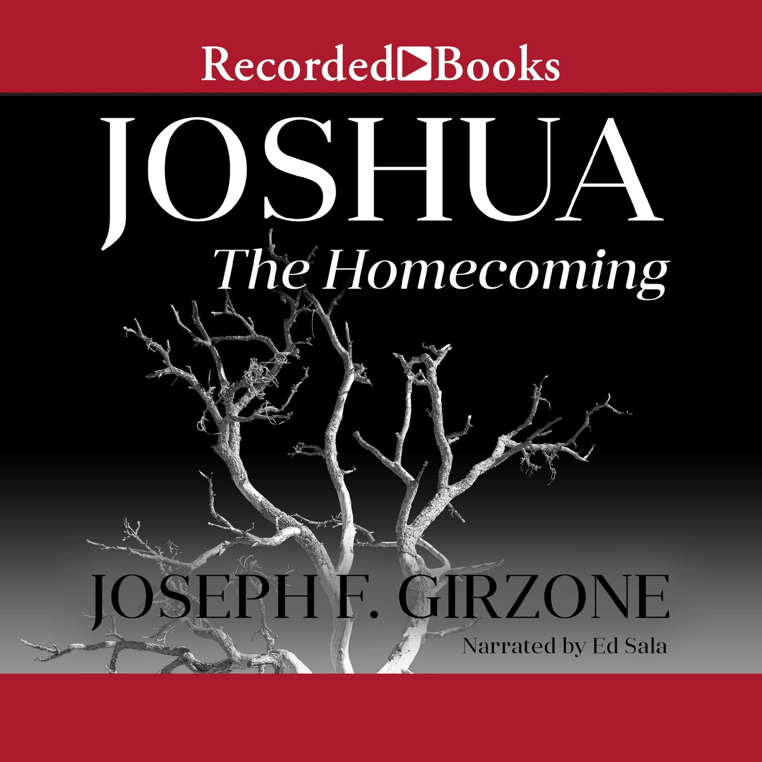 Printable Joshua: The Homecoming Audiobook Cover Art