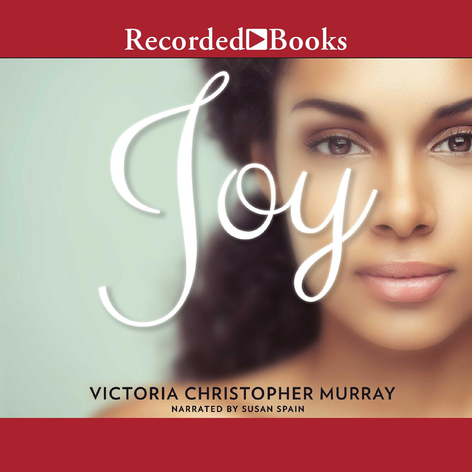 Printable Joy Audiobook Cover Art