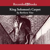 King Solomon's Carpet Audiobook, by Barbara Vine