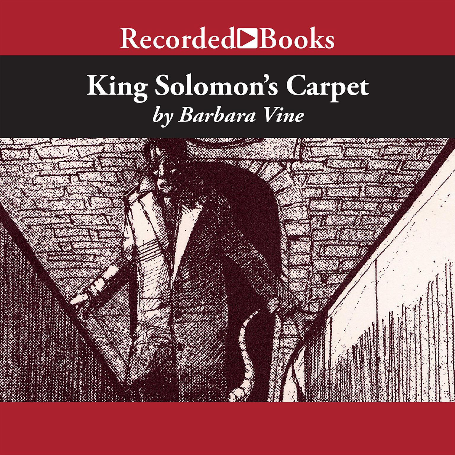 Printable King Solomon's Carpet Audiobook Cover Art