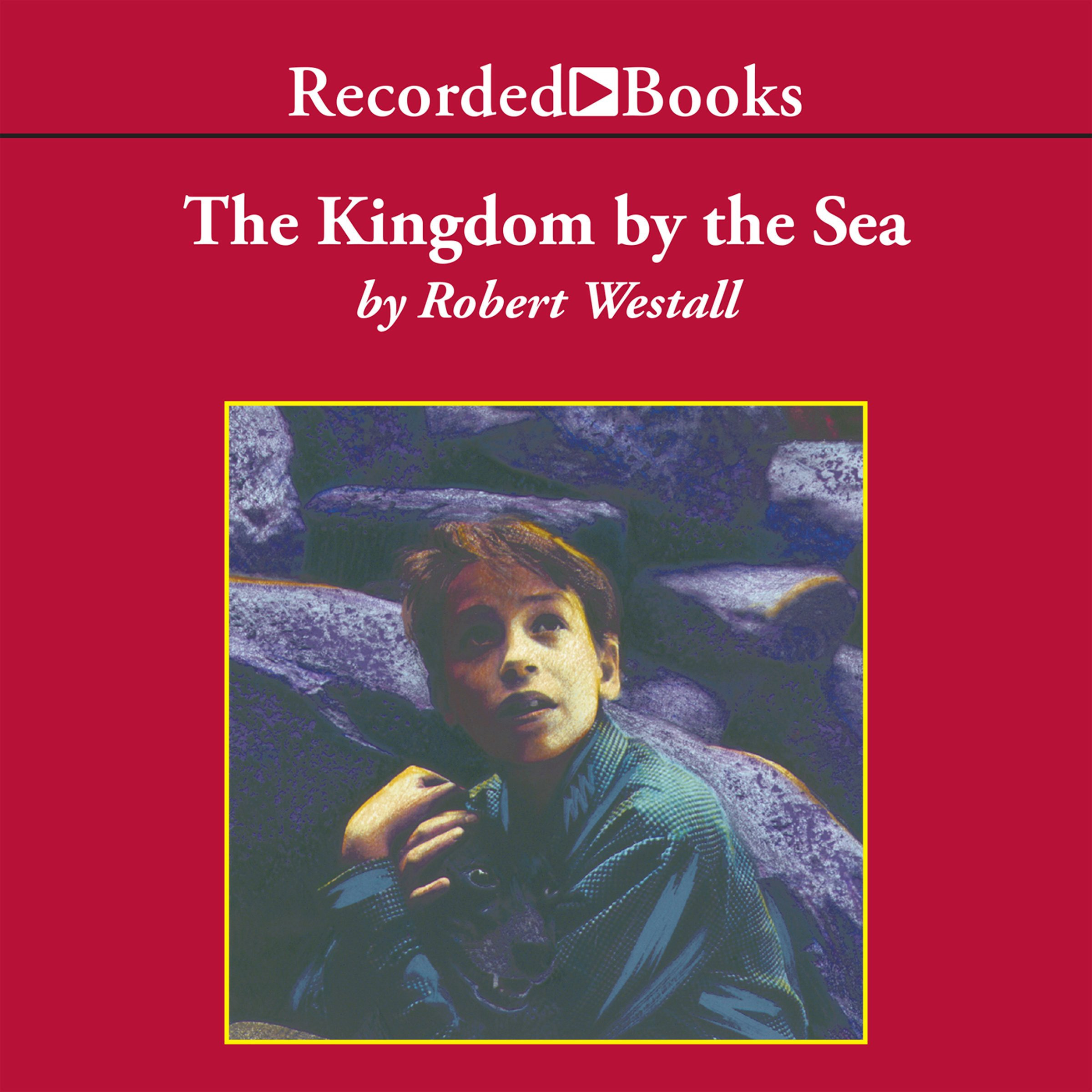 Printable The Kingdom by the Sea: A Journey around the Coast of Great Britain Audiobook Cover Art