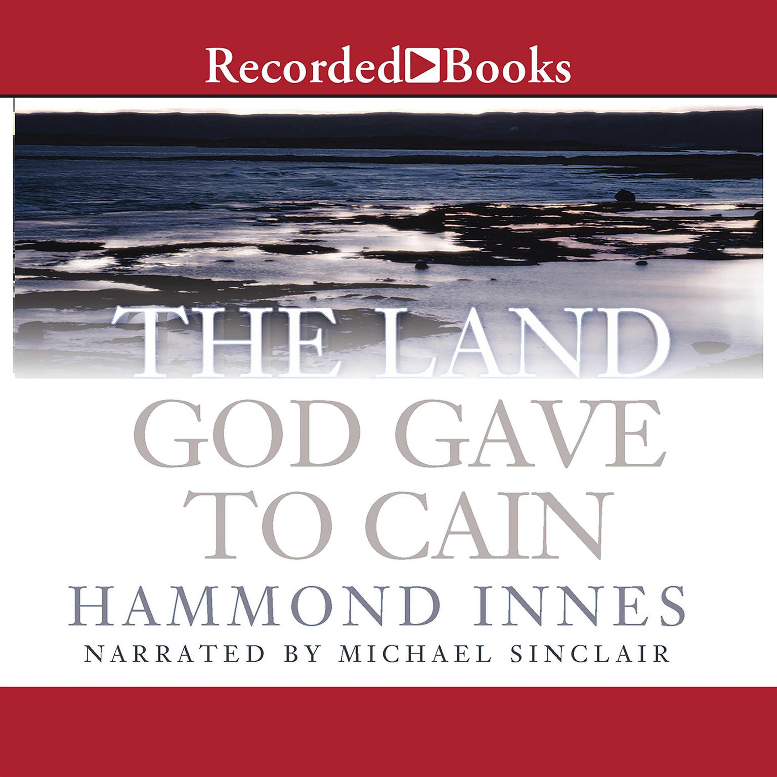 Printable The Land God Gave to Cain Audiobook Cover Art