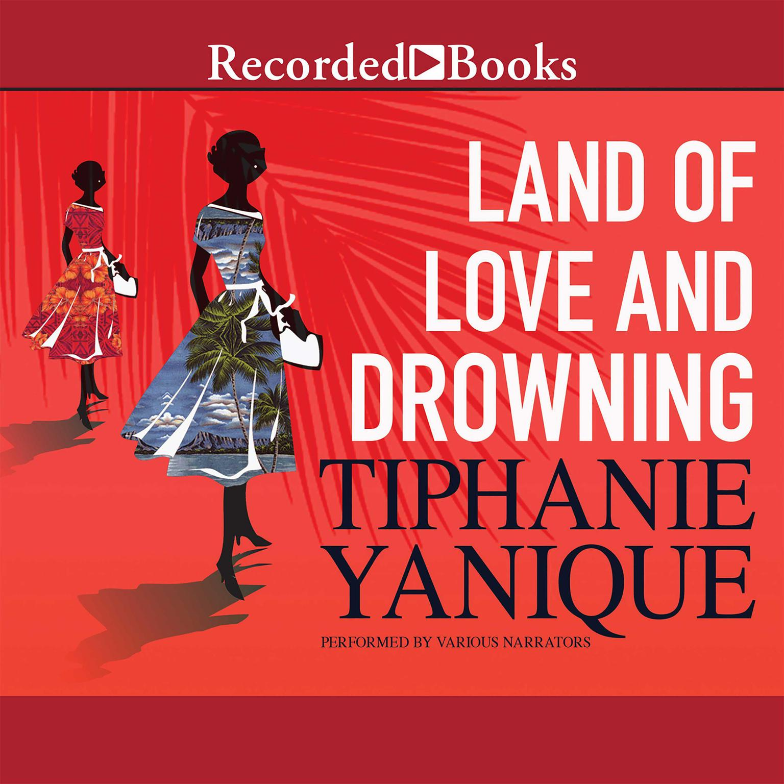 Printable Land of Love and Drowning Audiobook Cover Art