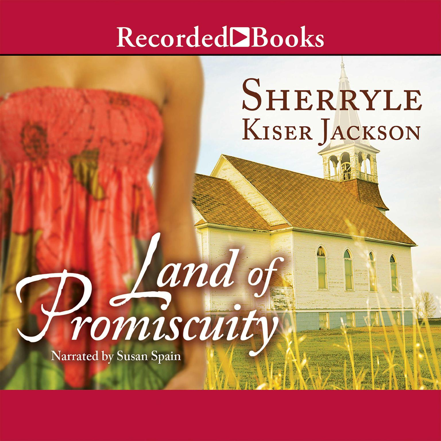 Printable Land of Promiscuity Audiobook Cover Art
