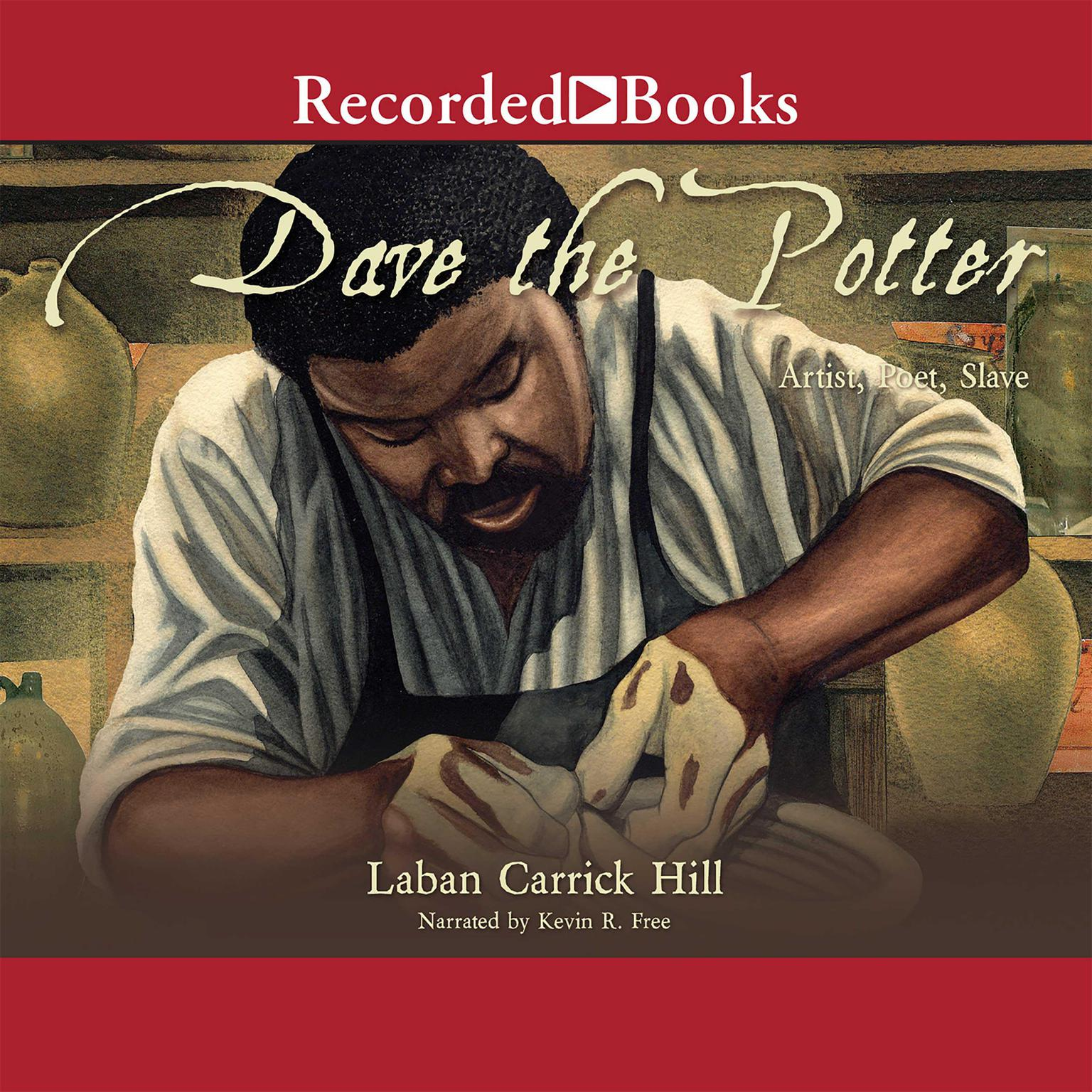 Printable Dave the Potter: Artist, Poet, Slave Audiobook Cover Art