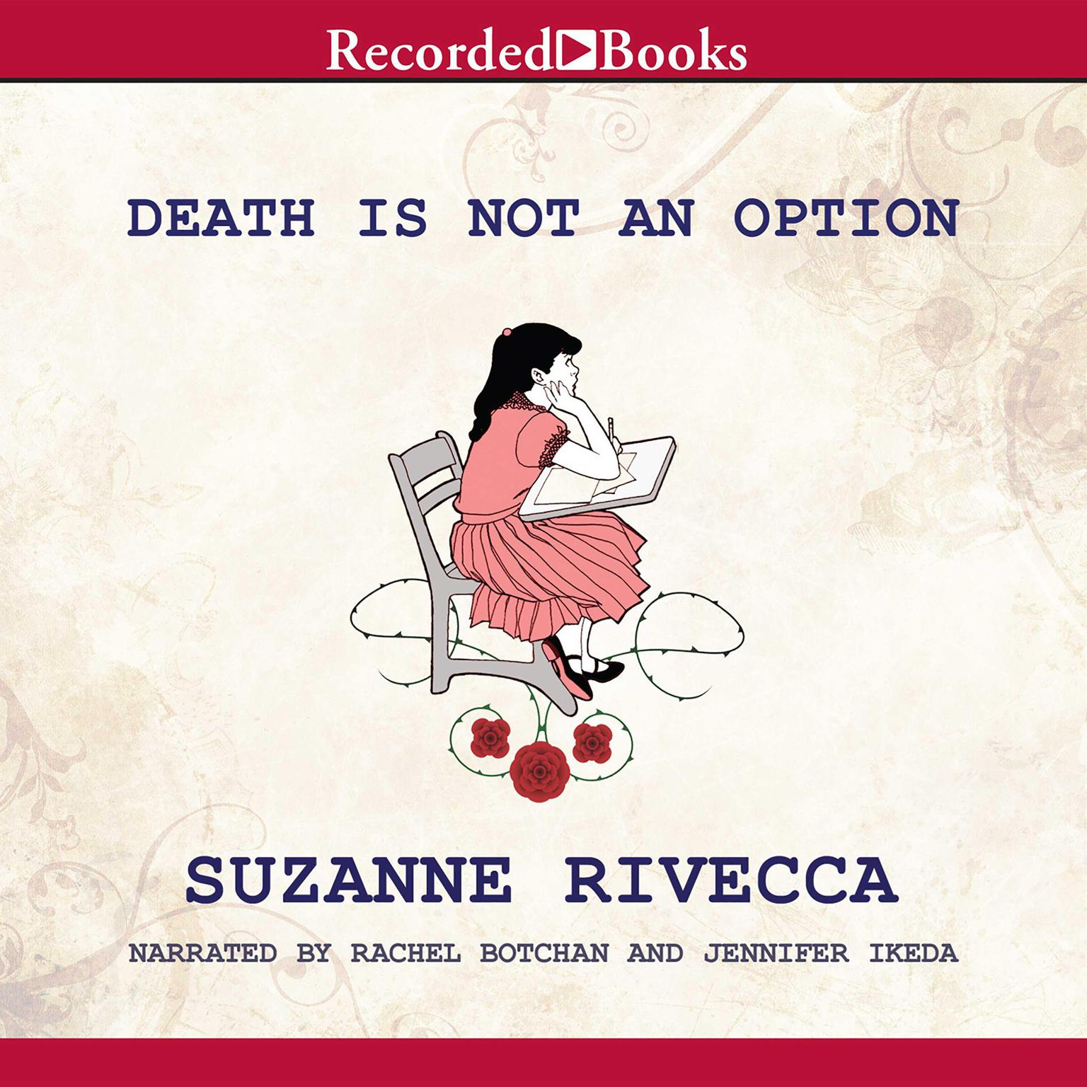 Printable Death Is Not an Option: Stories Audiobook Cover Art
