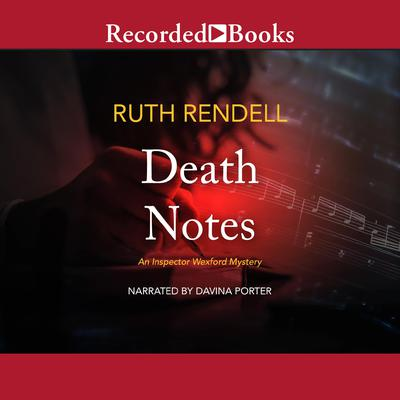Death Notes Audiobook, by