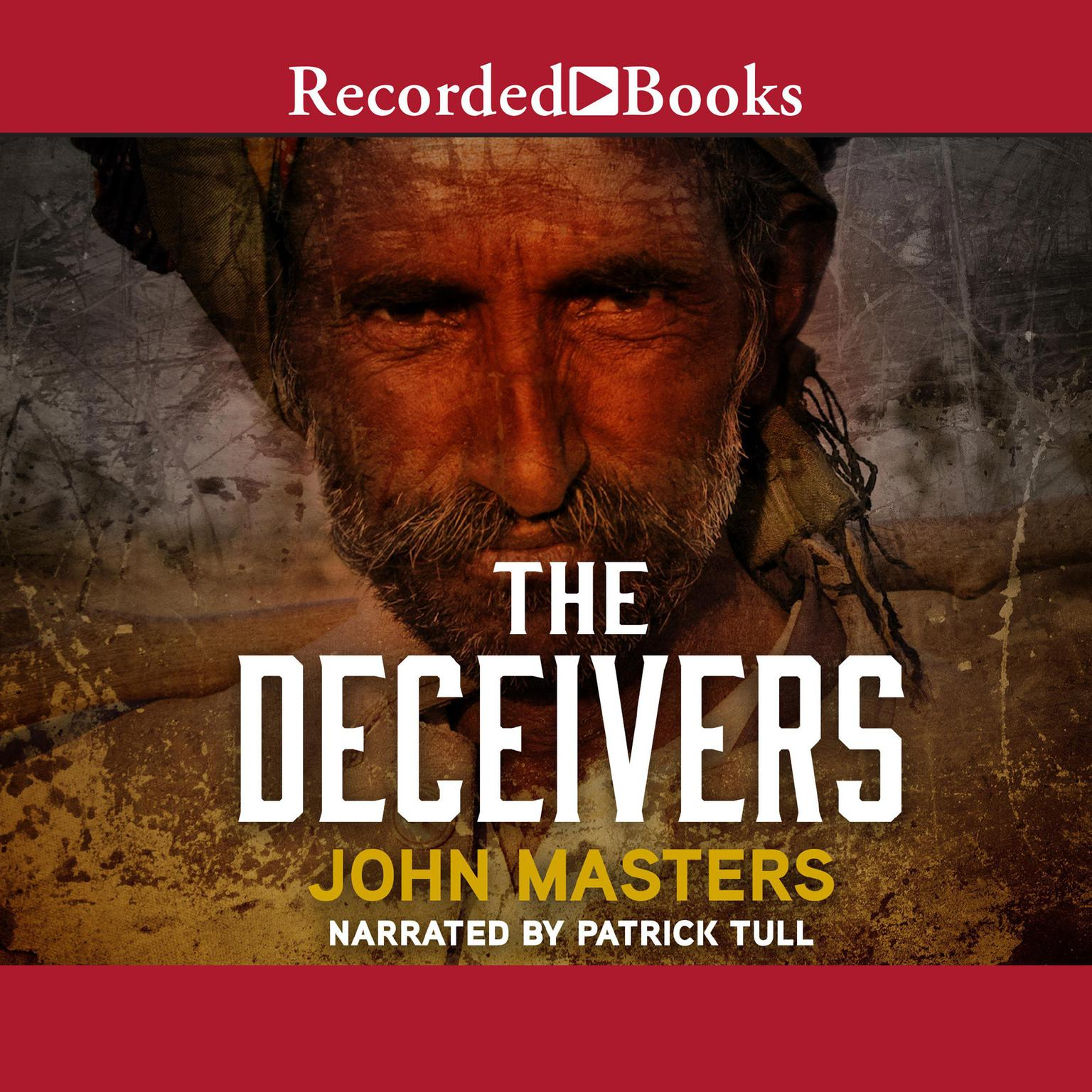 Printable The Deceivers Audiobook Cover Art