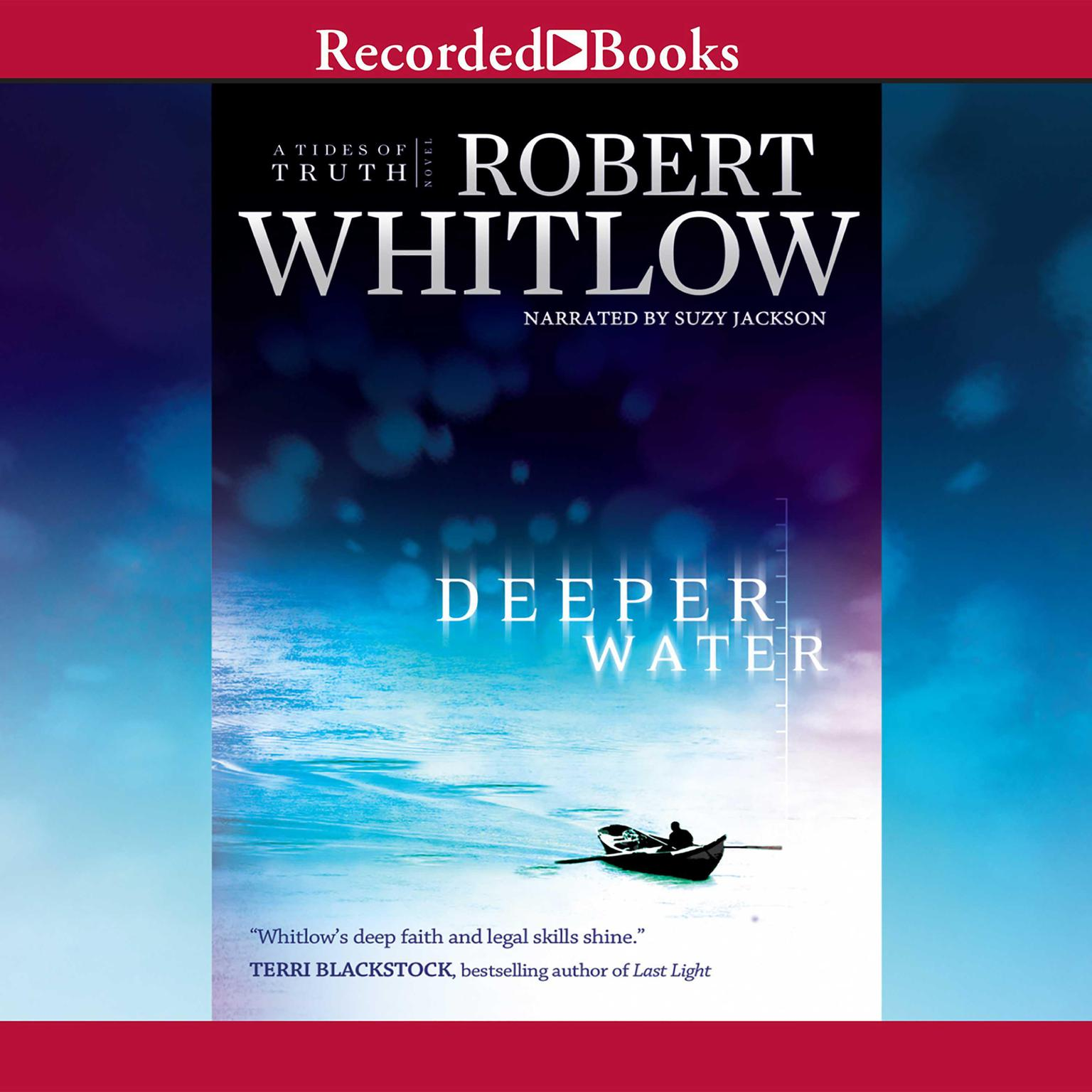 Printable Deeper Water Audiobook Cover Art