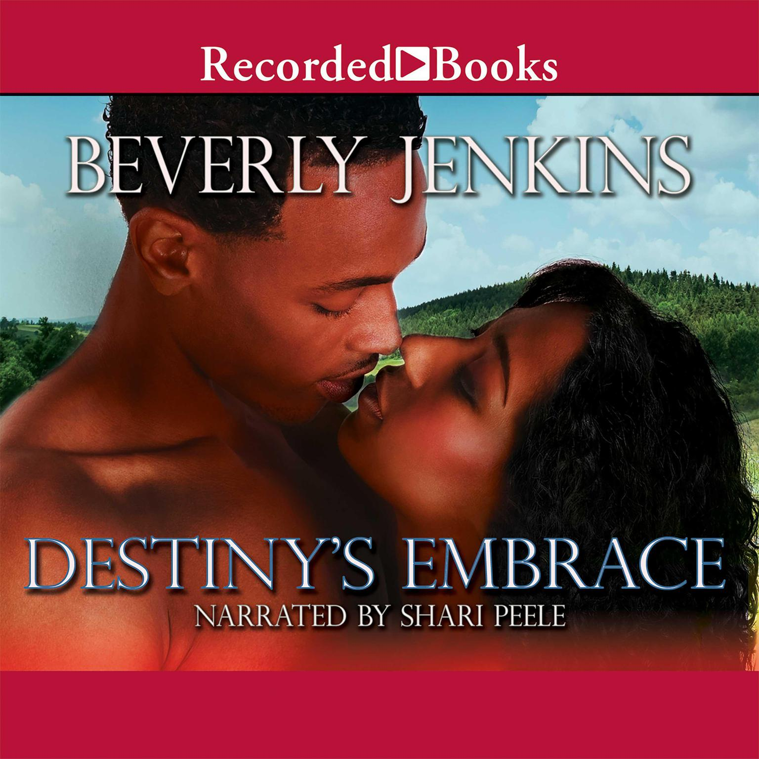 Printable Destiny's Embrace Audiobook Cover Art
