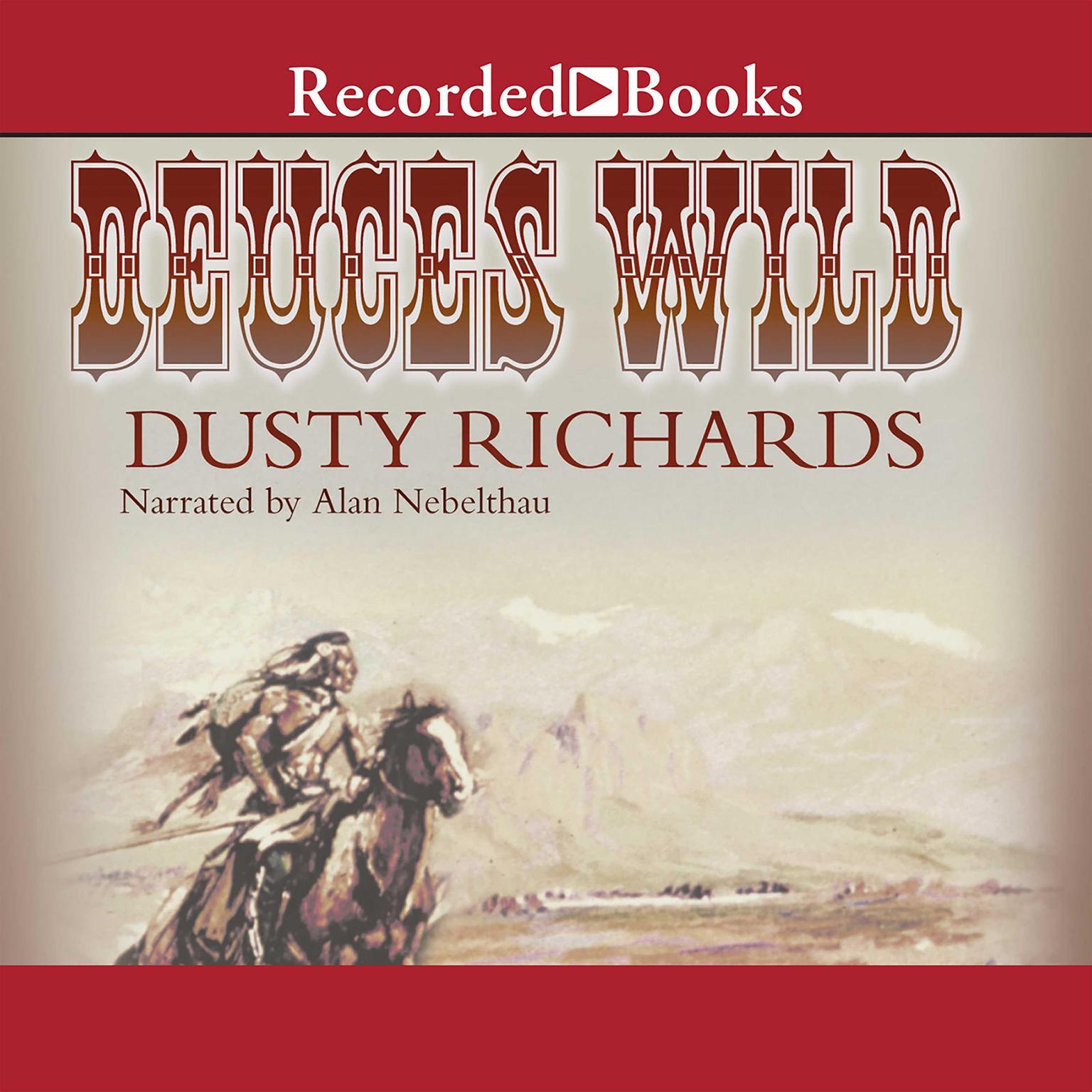 Printable Deuces Wild Audiobook Cover Art