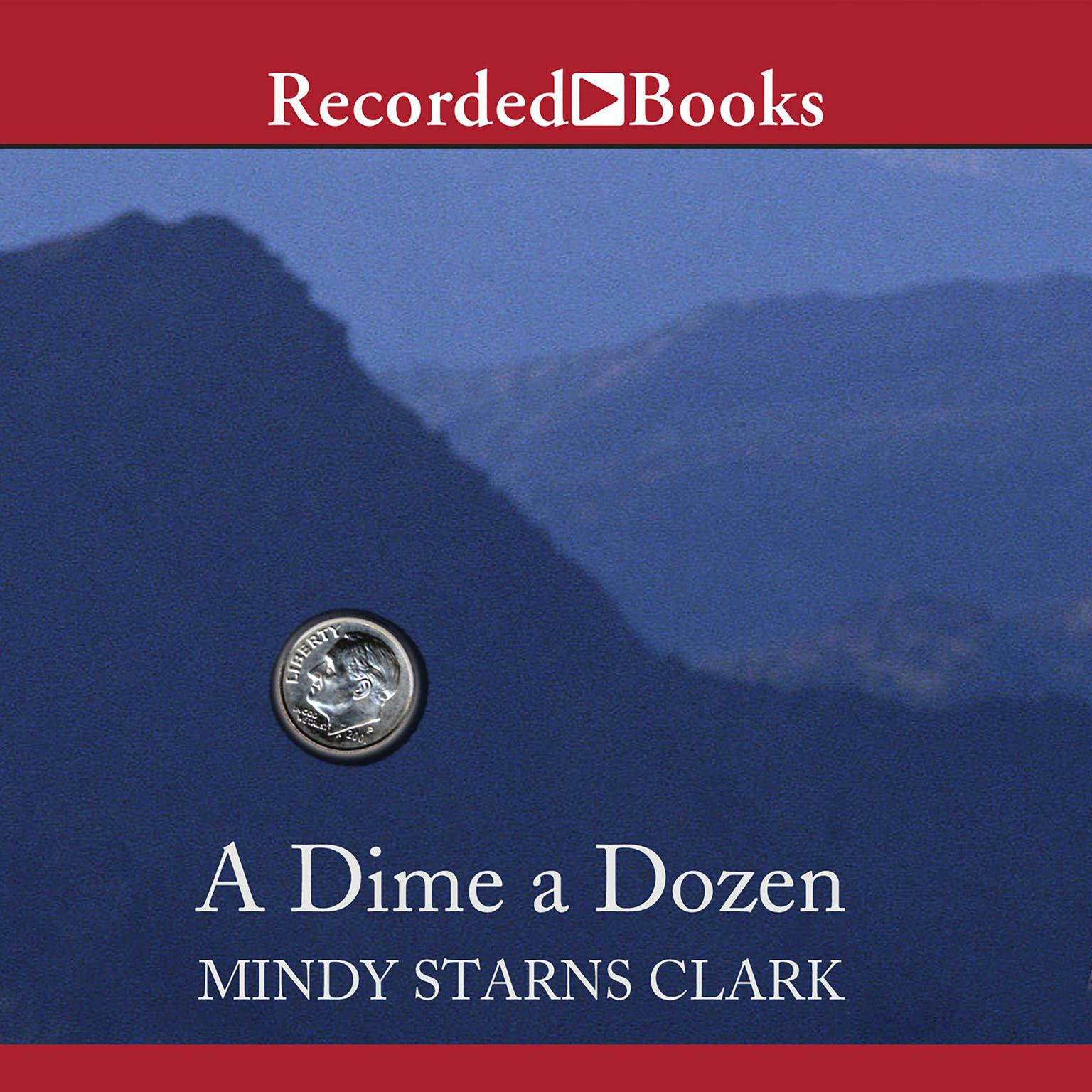 Printable A Dime a Dozen Audiobook Cover Art