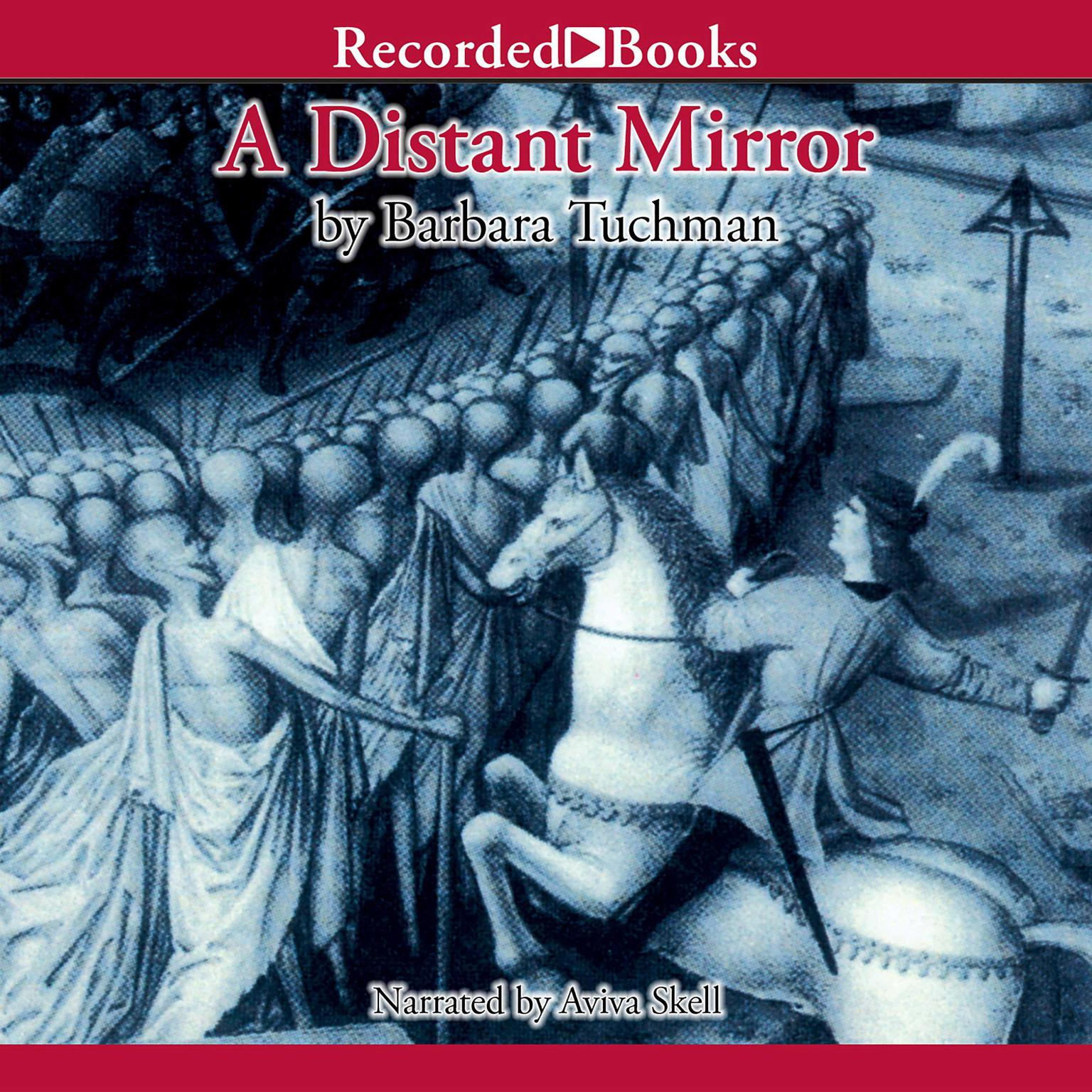 Printable Distant Mirror: The Calamitous 14th Century  Audiobook Cover Art