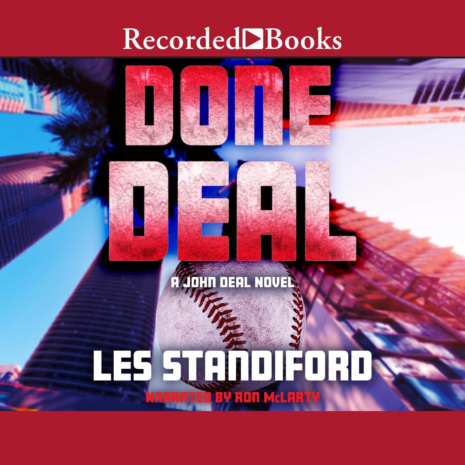 Printable Done Deal Audiobook Cover Art