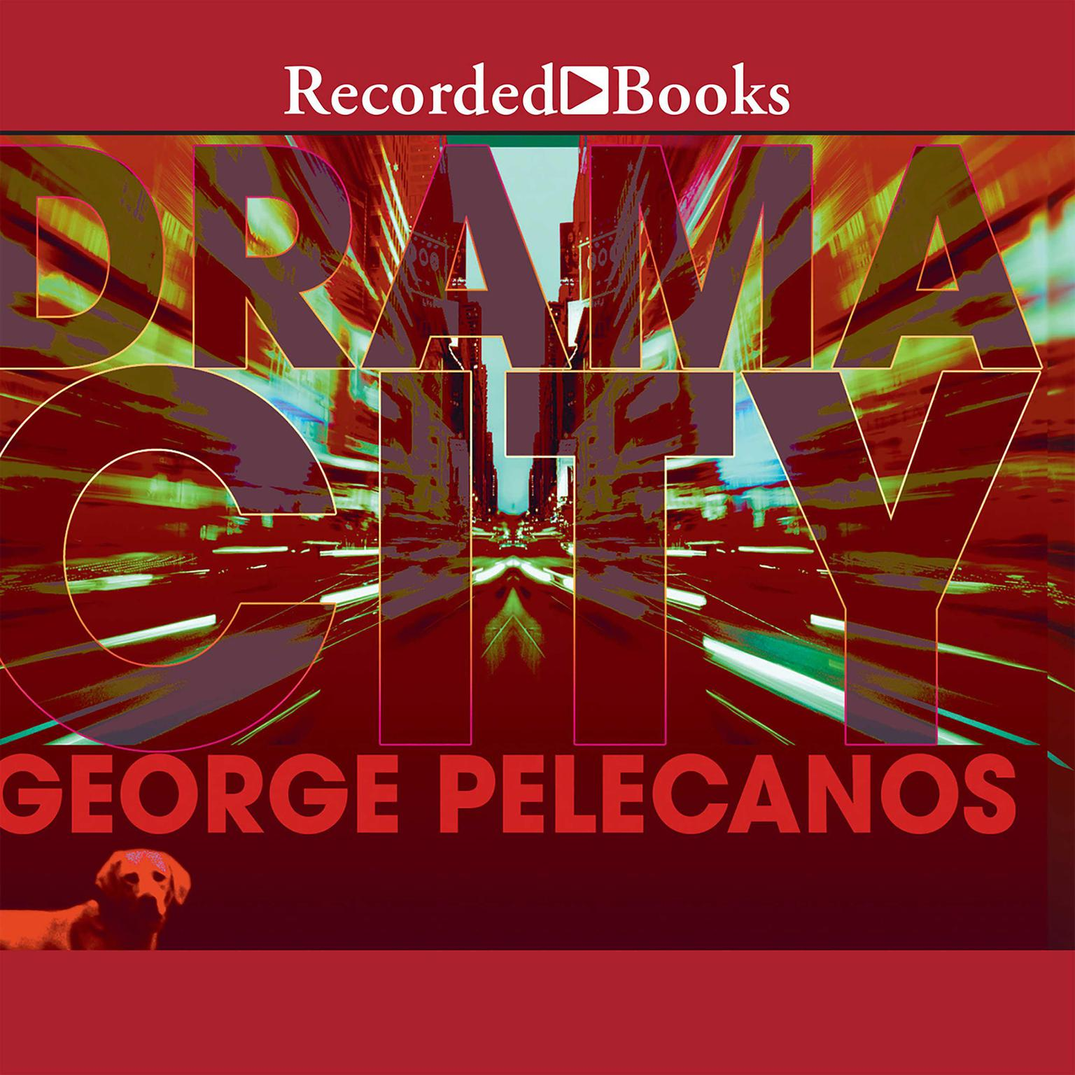 Printable Drama City Audiobook Cover Art