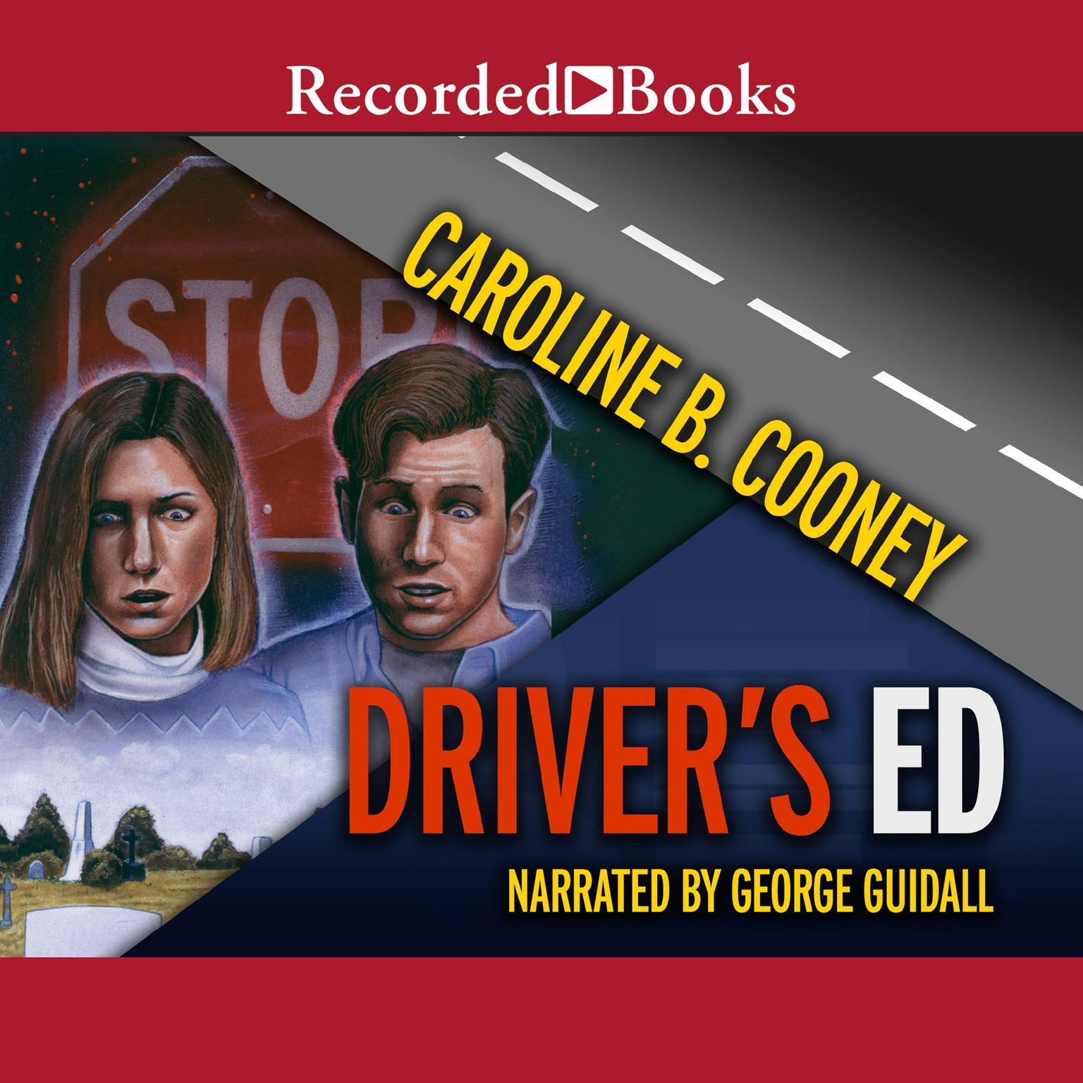 Printable Driver's Ed Audiobook Cover Art