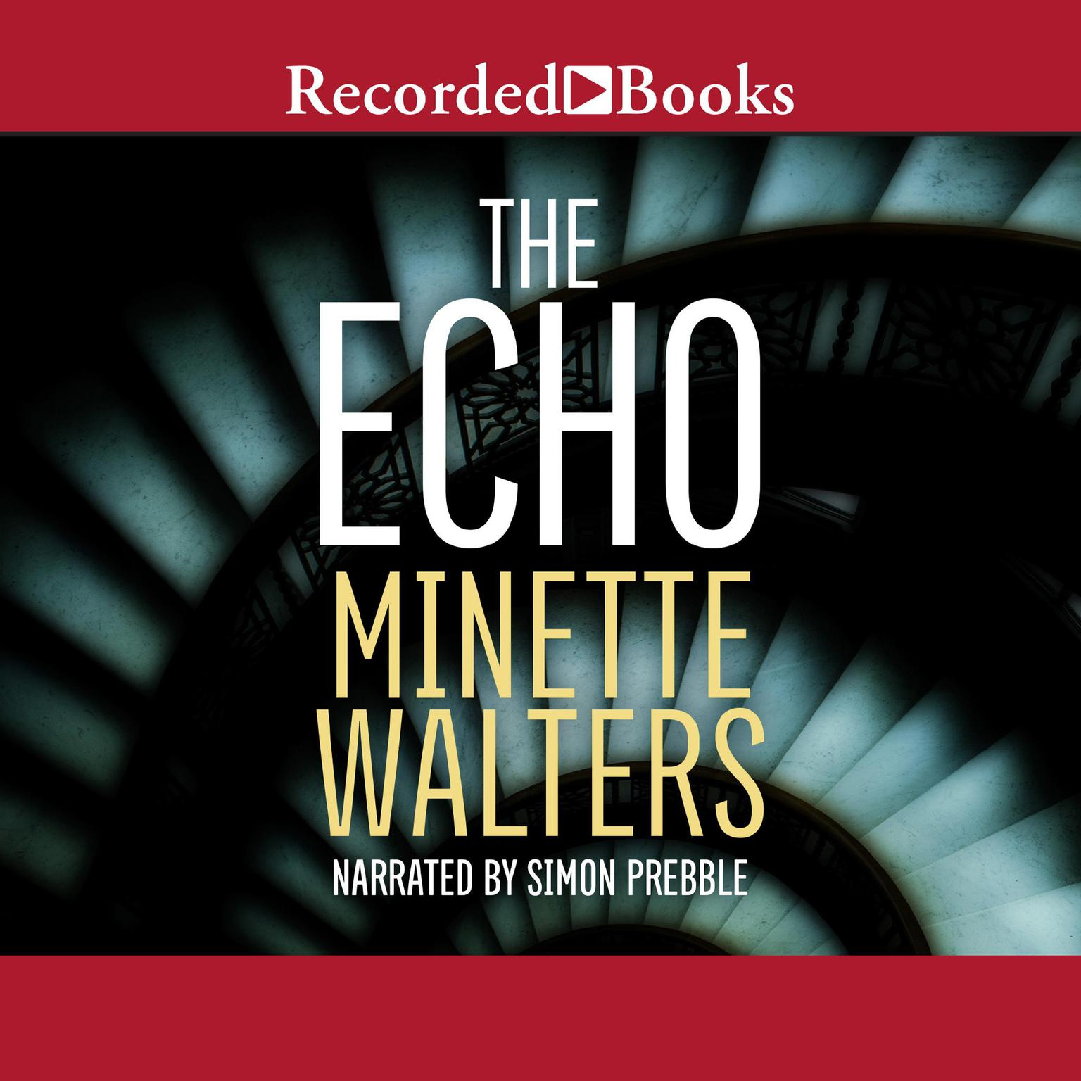 Printable The Echo Audiobook Cover Art