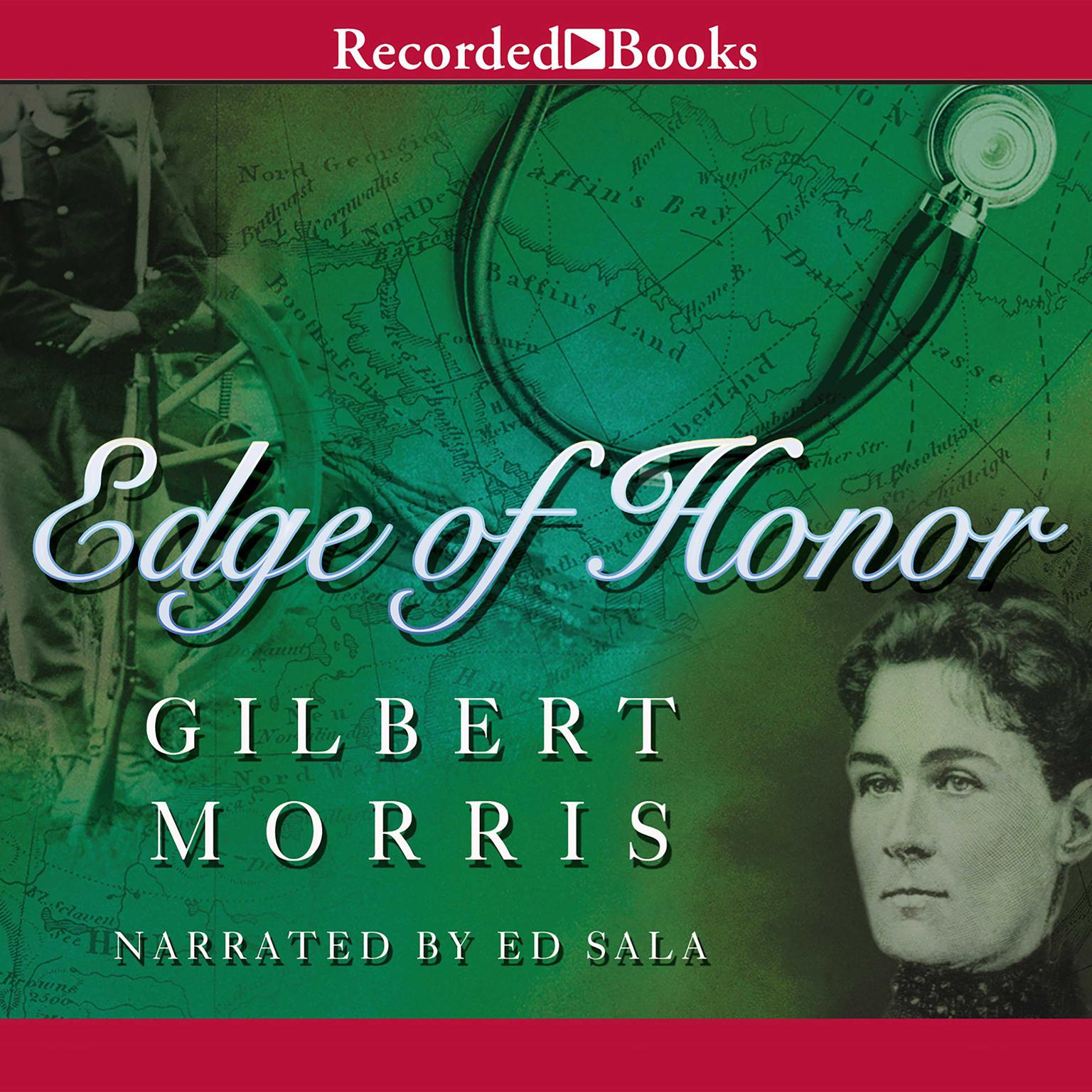 Printable Edge of Honor Audiobook Cover Art
