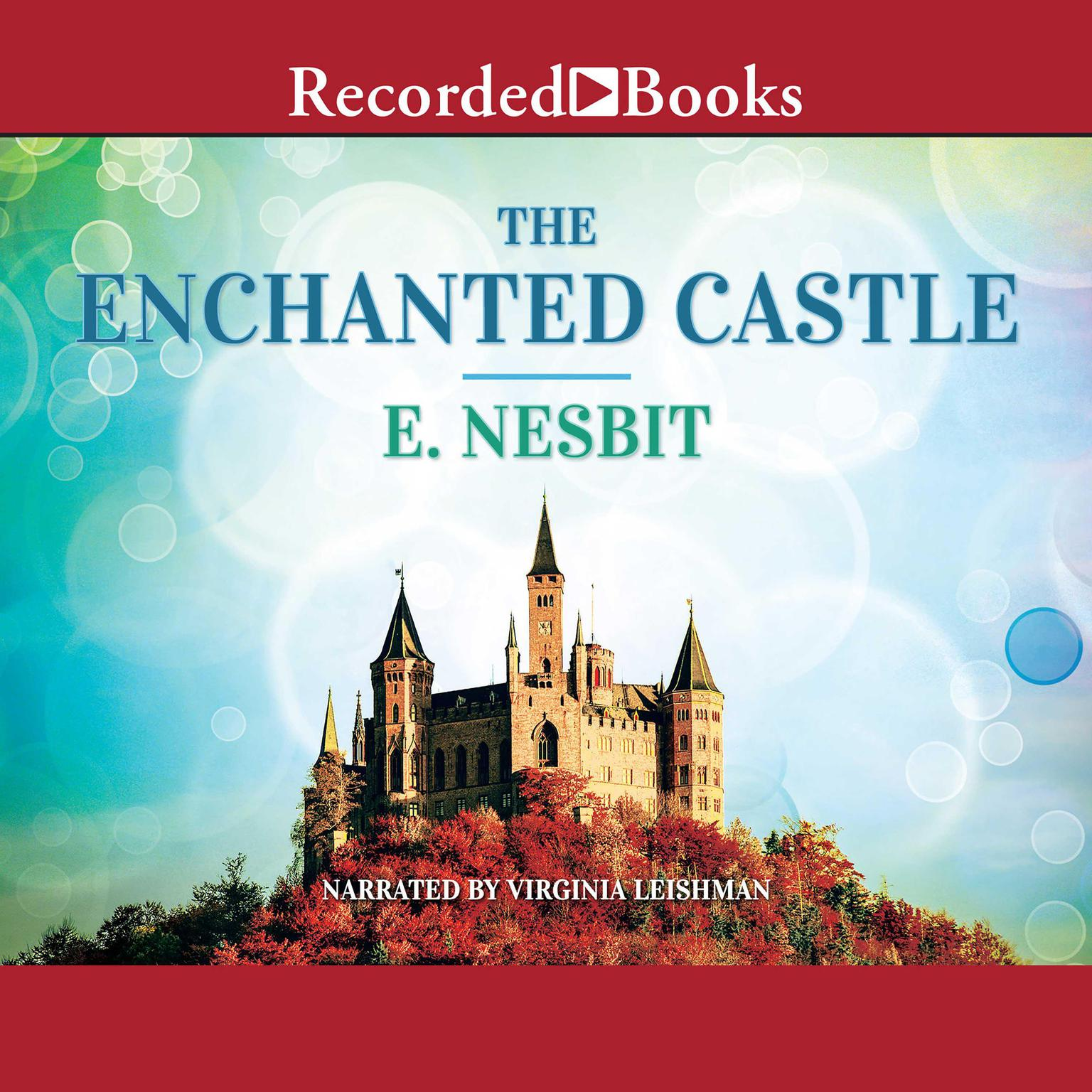 Printable The Enchanted Castle Audiobook Cover Art