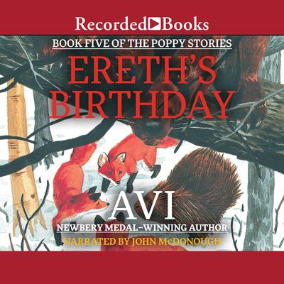 Ereth's Birthday Audiobook, by , Avi