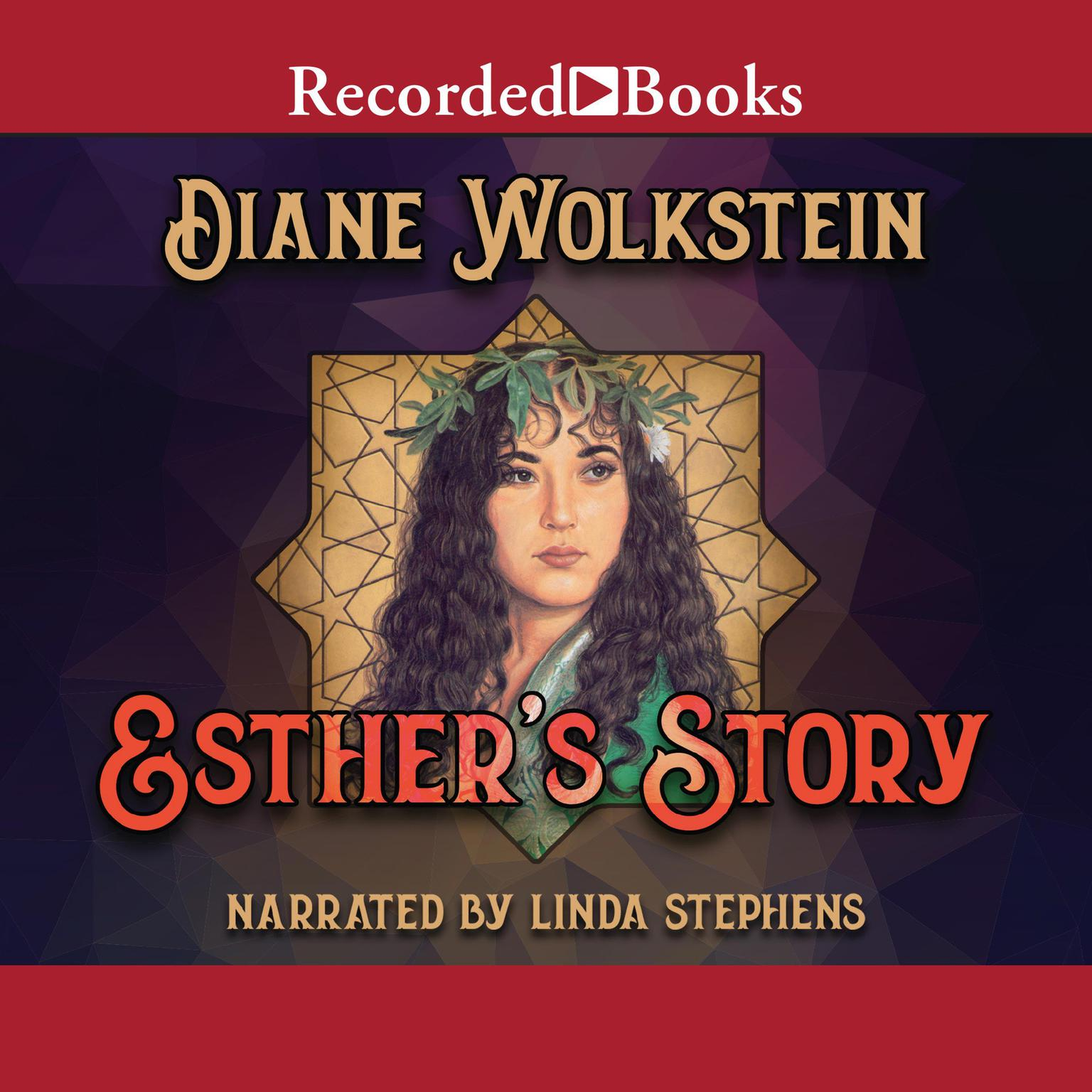 Printable Esther's Story Audiobook Cover Art
