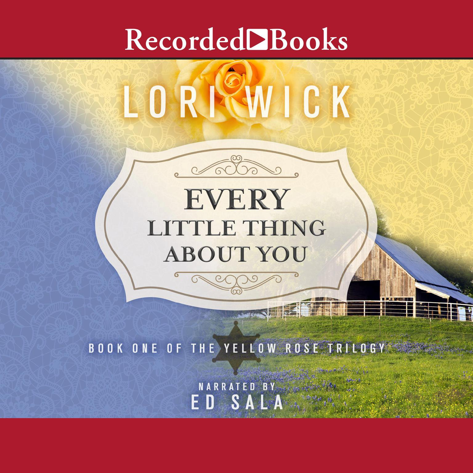 Printable Every Little Thing about You Audiobook Cover Art