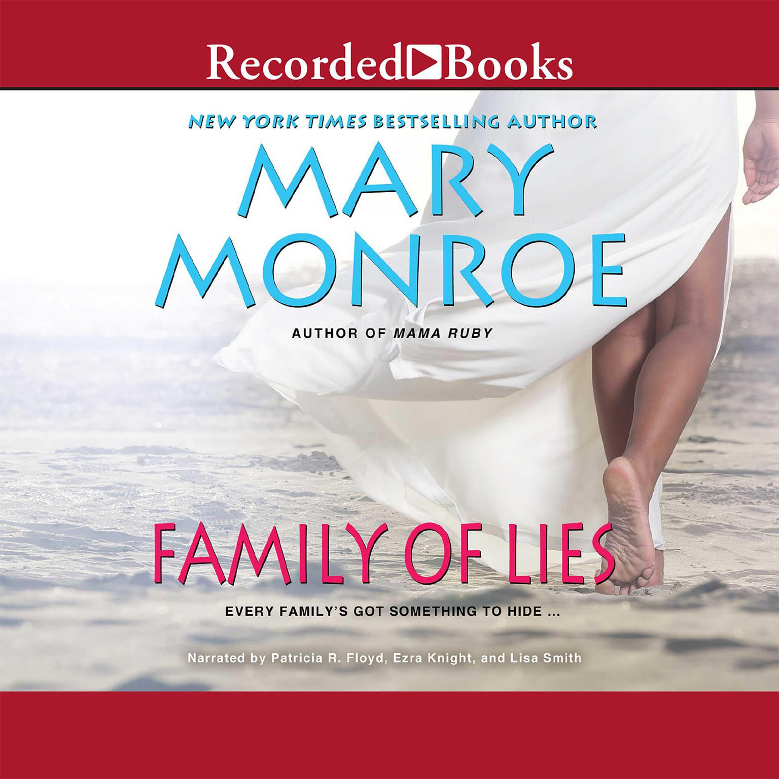 Printable Family of Lies Audiobook Cover Art