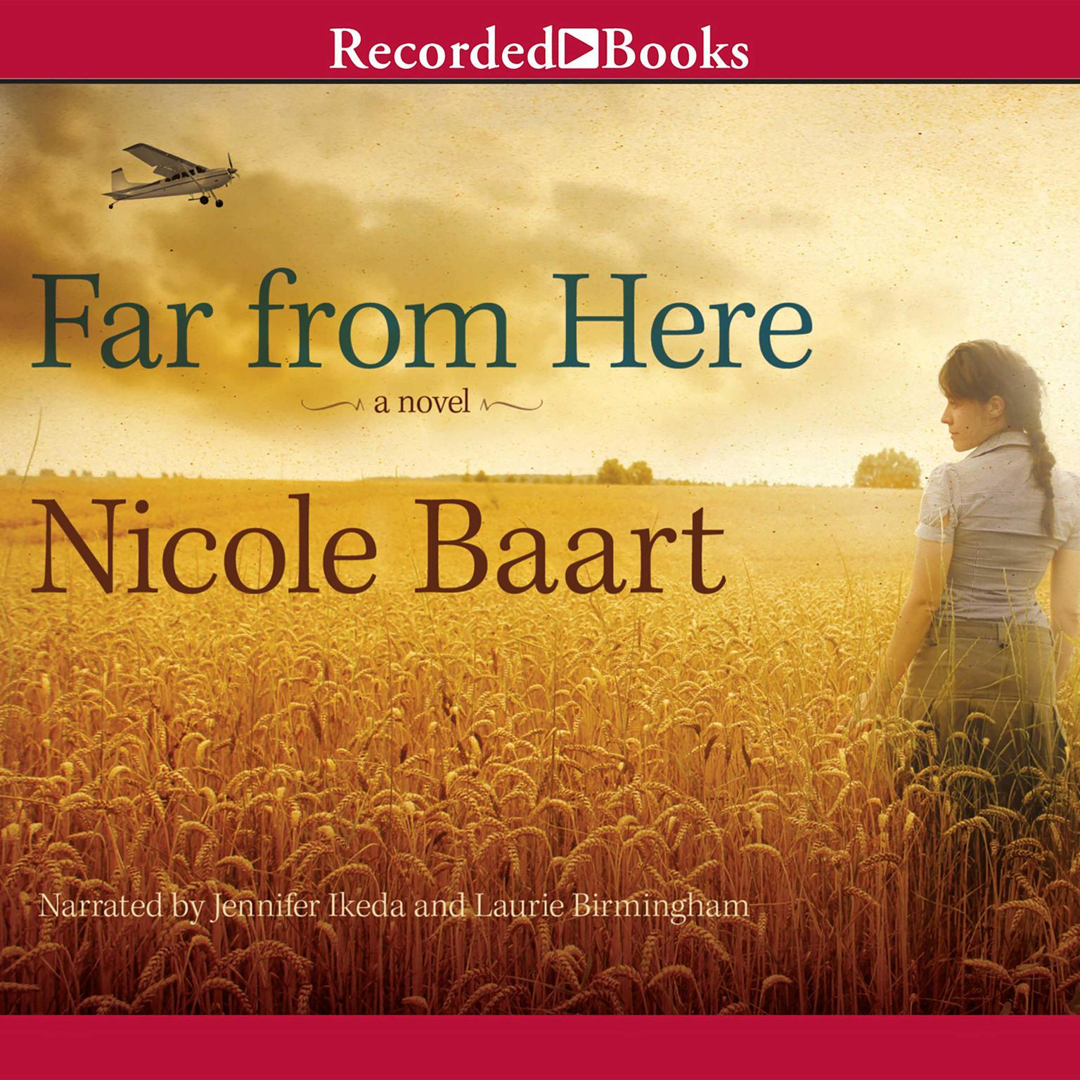 Printable Far From Here Audiobook Cover Art