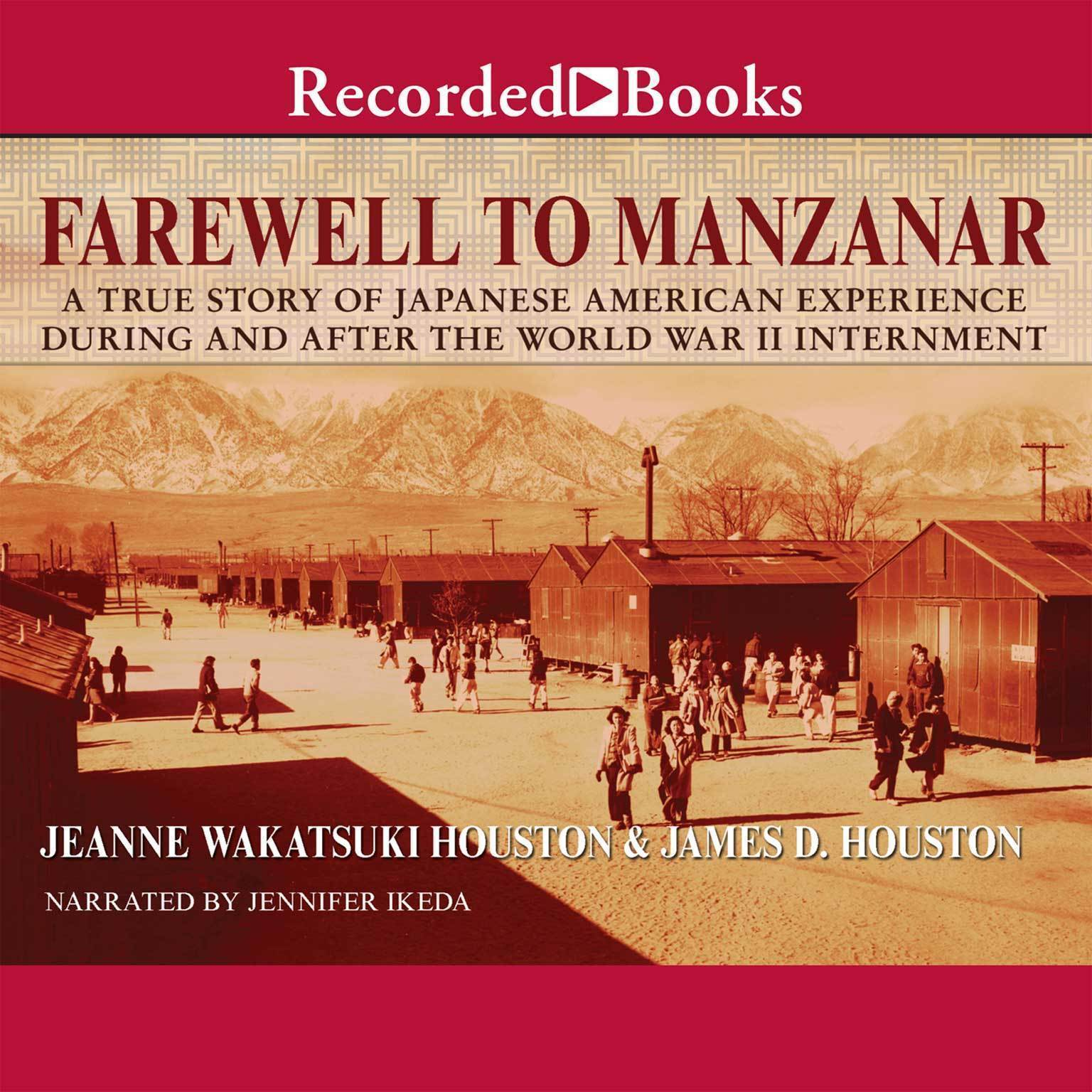 Printable Farewell to Manzanar Audiobook Cover Art