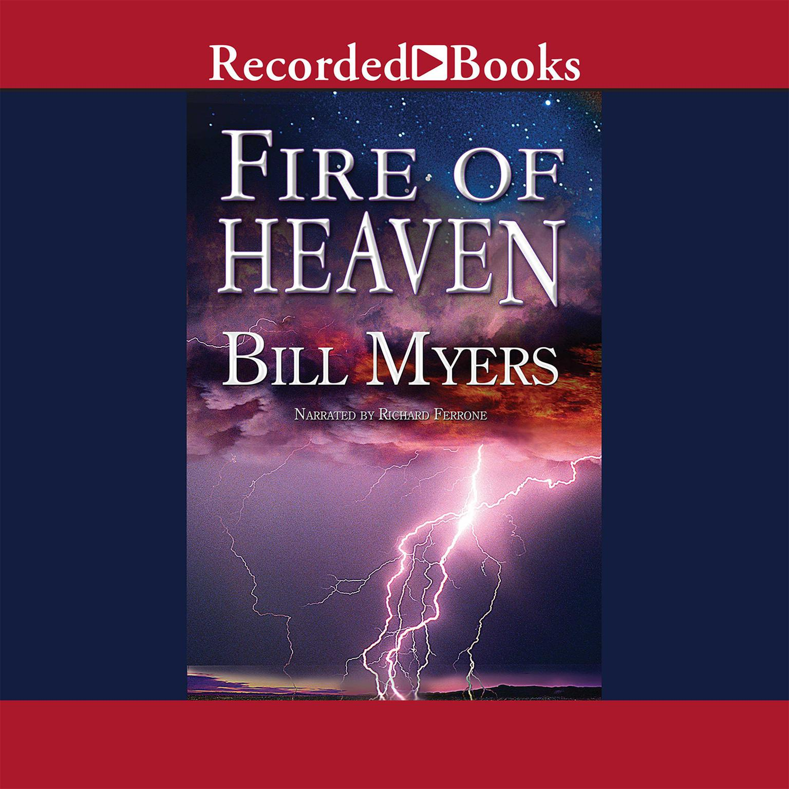 Printable Fire of Heaven Audiobook Cover Art