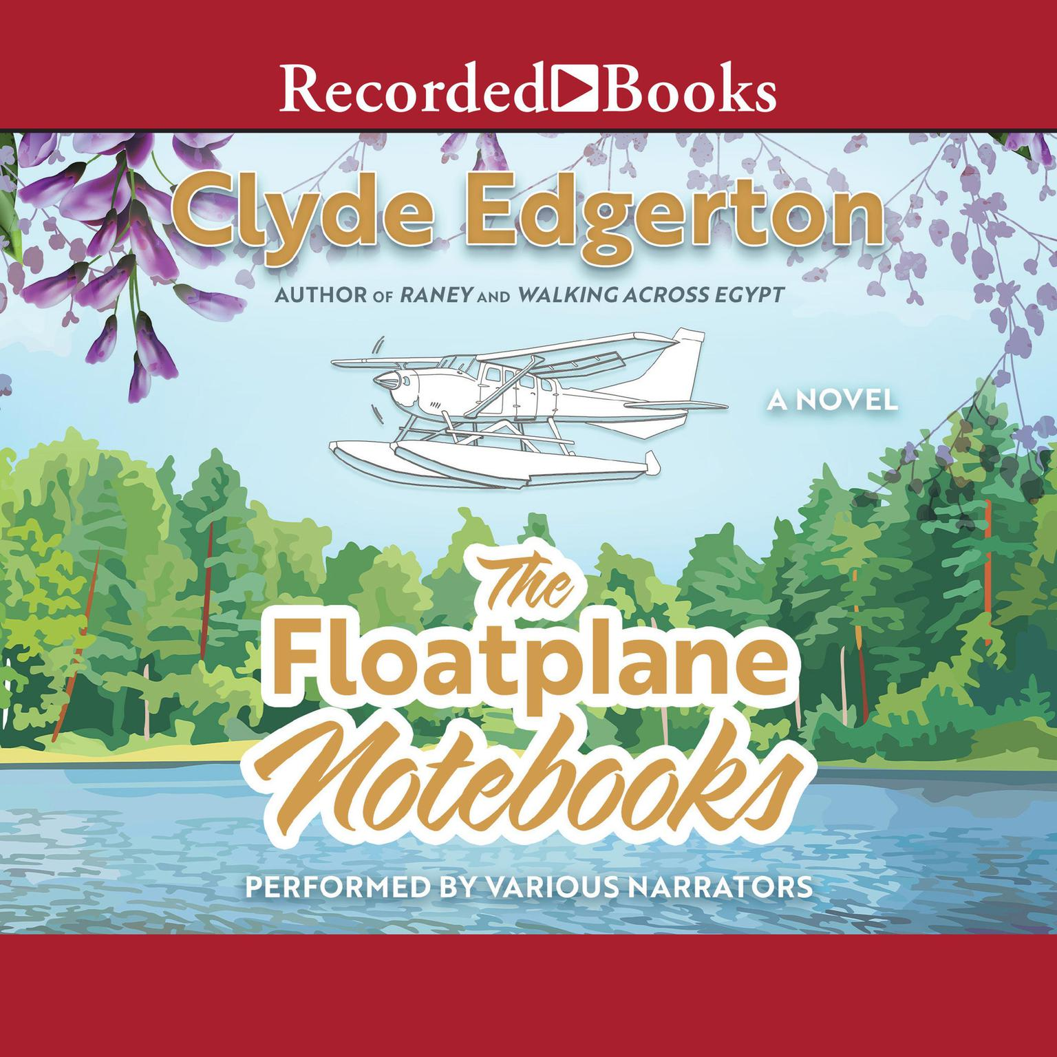 Printable The Floatplane Notebooks: A Novel Audiobook Cover Art