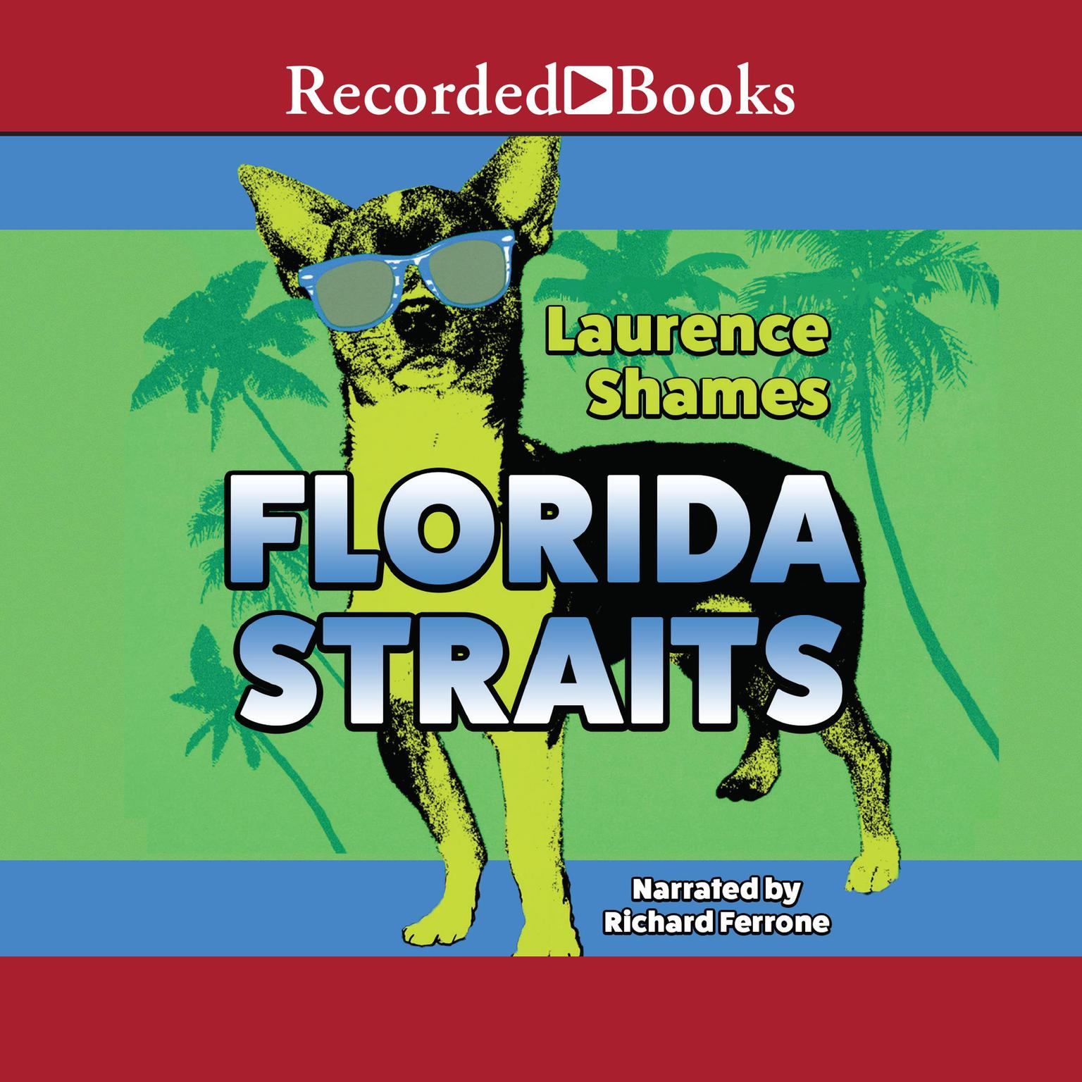 Printable Florida Straits Audiobook Cover Art