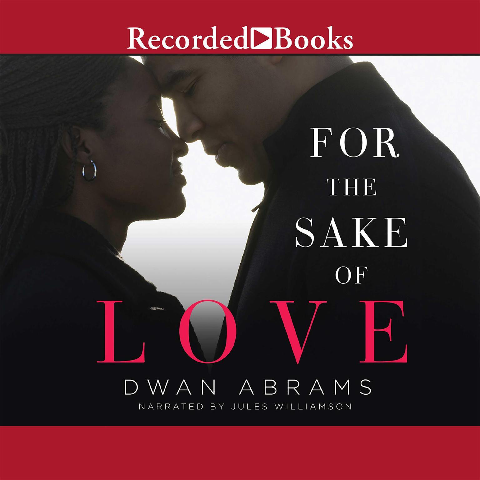 Printable For the Sake of Love Audiobook Cover Art