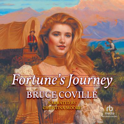 Fortune's Journey Audiobook, by Bruce Coville