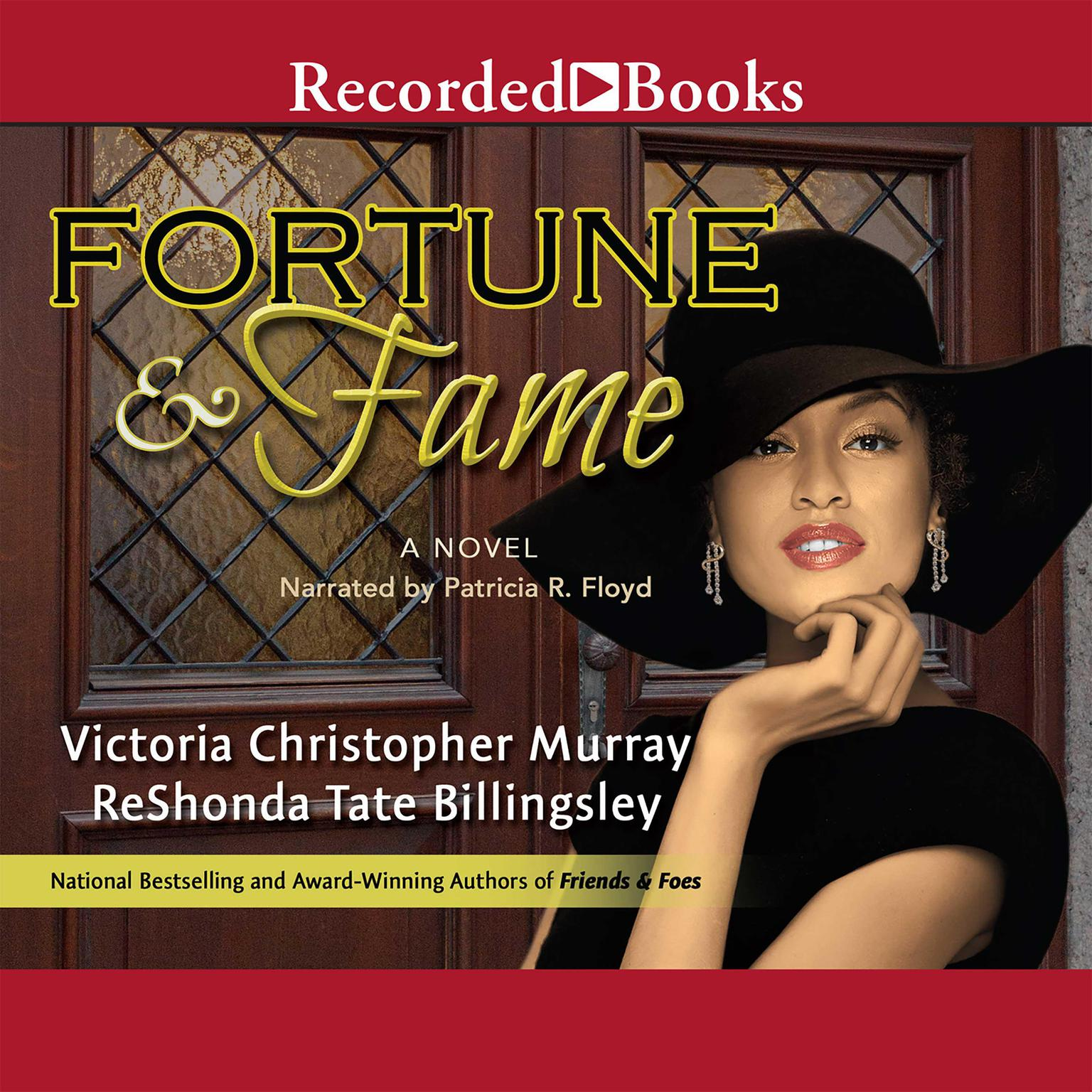 Printable Fortune & Fame Audiobook Cover Art