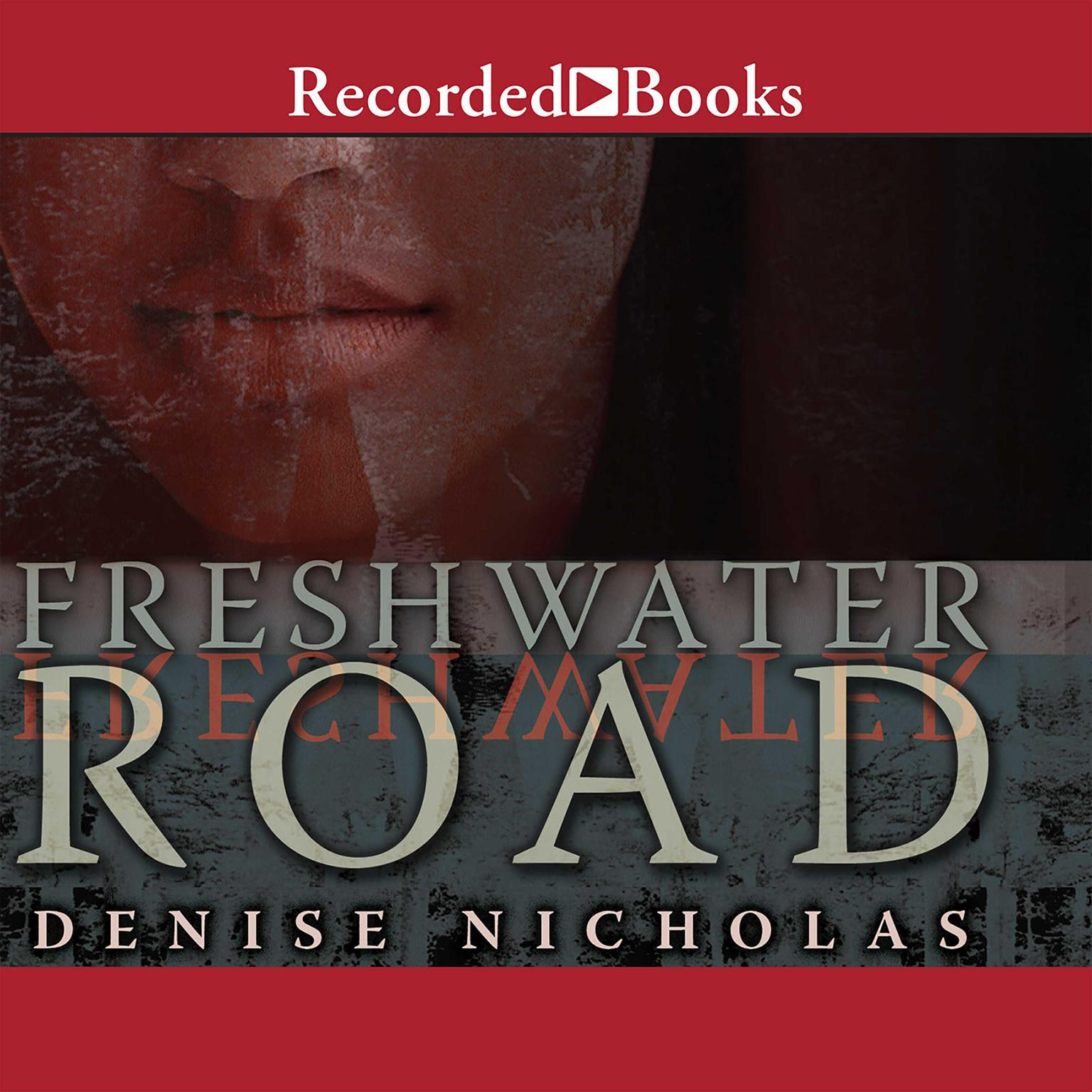 Printable Freshwater Road Audiobook Cover Art