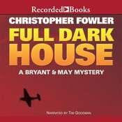 Full Dark House Audiobook, by Christopher Fowler