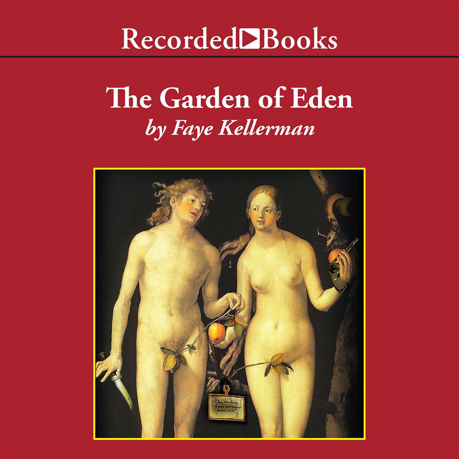 Printable The Garden of Eden and Other Criminal Delights Audiobook Cover Art
