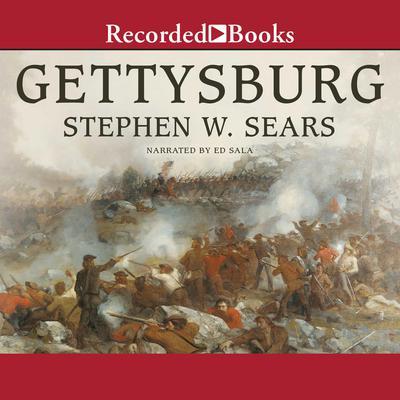 Gettysburg Audiobook, by Stephen W. Sears