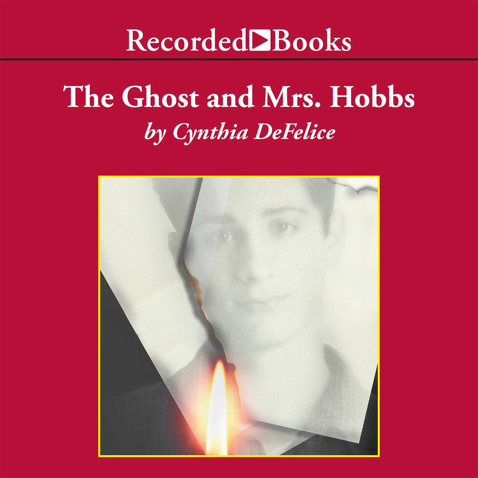 Printable The Ghost and Mrs. Hobbs Audiobook Cover Art