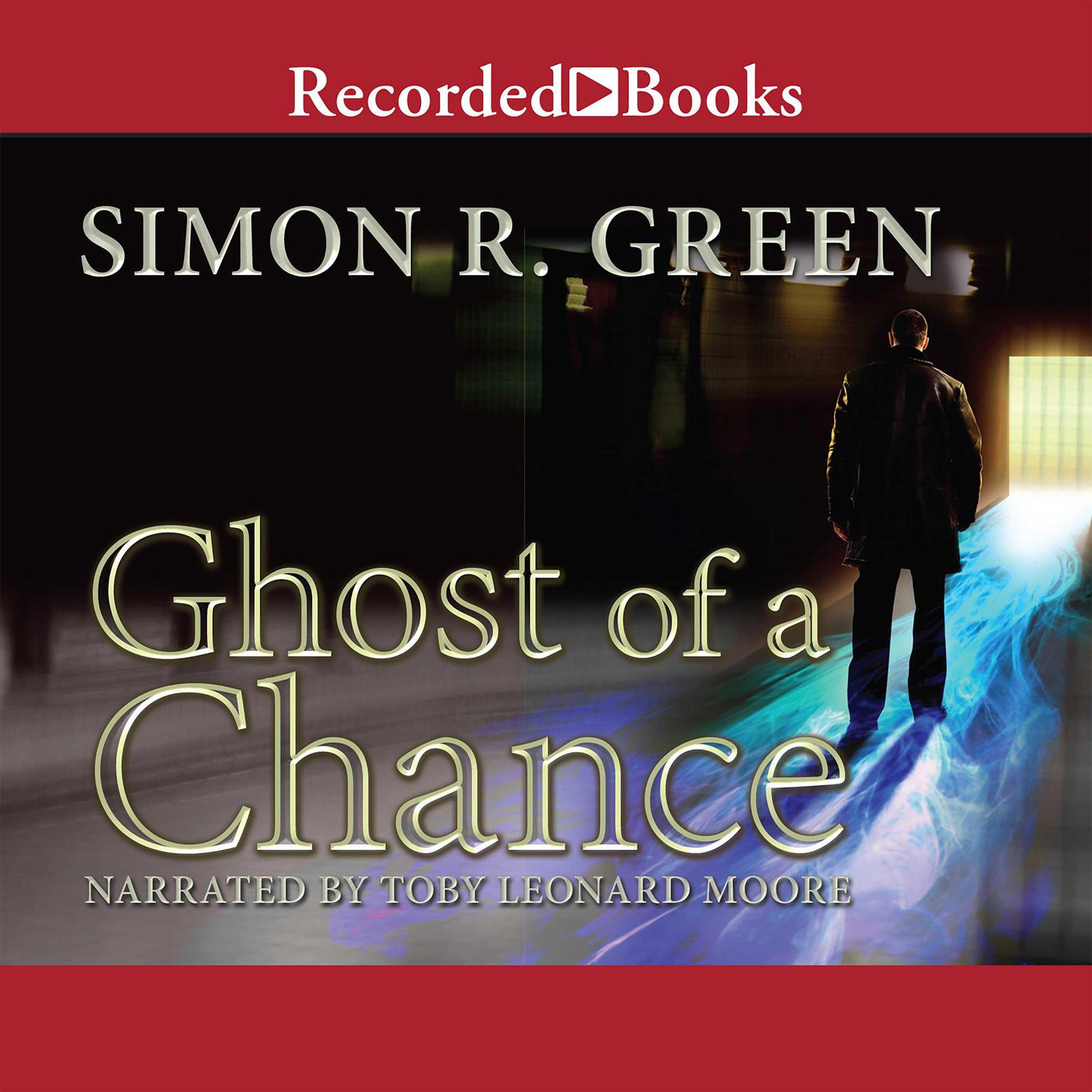 Printable Ghost of a Chance Audiobook Cover Art