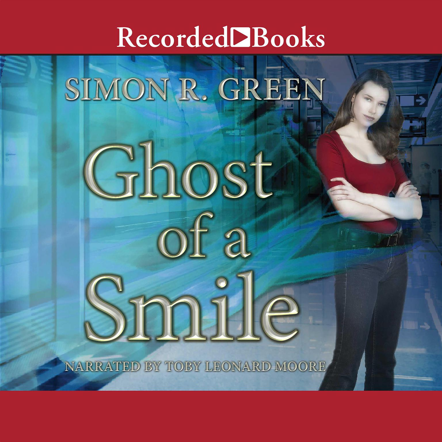 Printable Ghost of a Smile Audiobook Cover Art