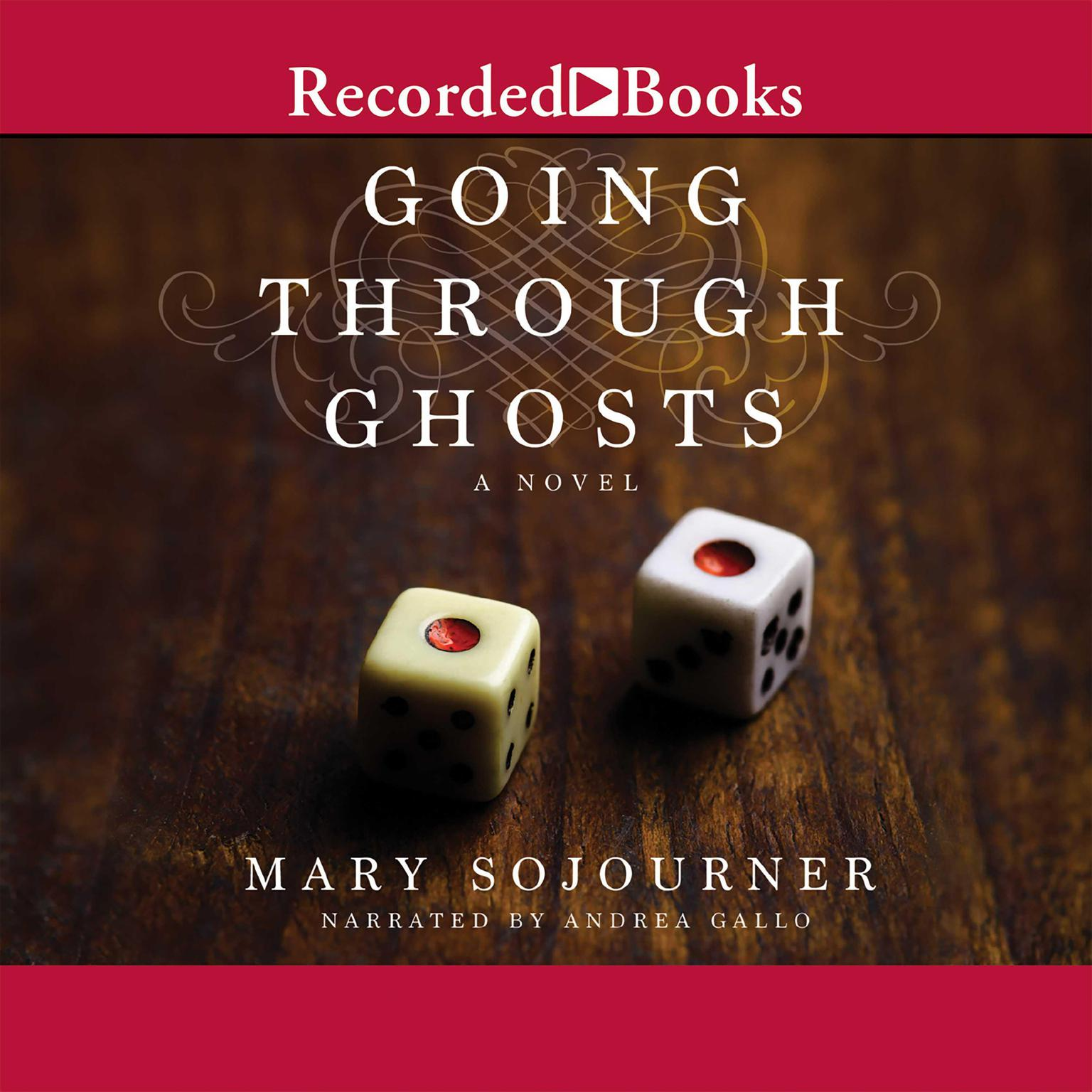 Printable Going through Ghosts Audiobook Cover Art