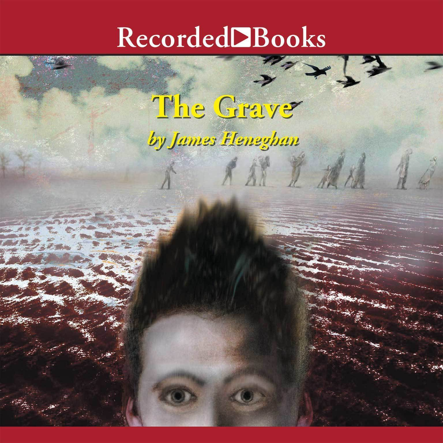 Printable The Grave Audiobook Cover Art