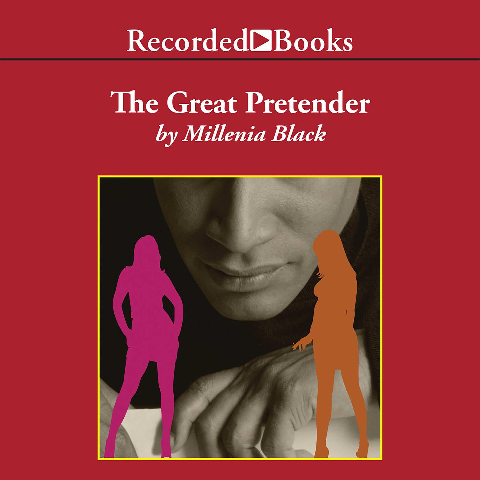 Printable The Great Pretender Audiobook Cover Art