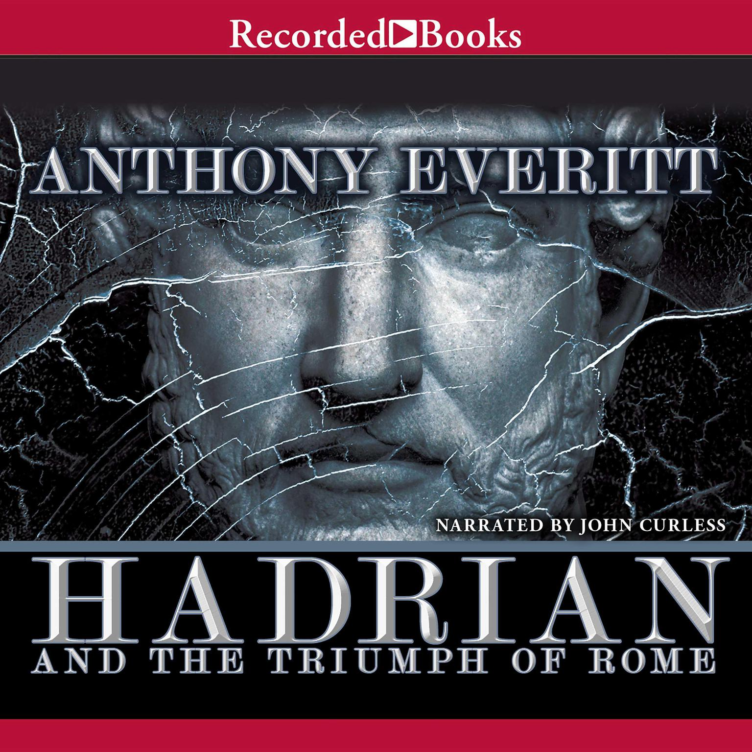 Printable Hadrian and the Triumph of Rome Audiobook Cover Art