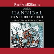 Hannibal Audiobook, by Ernle Bradford